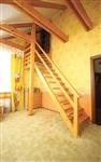 Лестница, ведущая в потайную комнату, Фото: 10