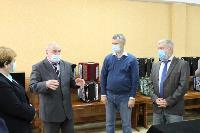 Депутаты Тульской облдумы посетили производство музыкальных инструментов, Фото: 19