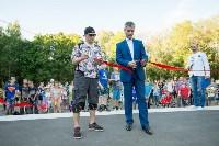 В Туле открылся первый профессиональный скейтпарк, Фото: 27