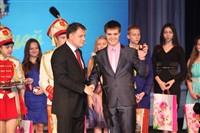 Владимир Груздев поздравил тульских выпускников-медалистов, Фото: 38