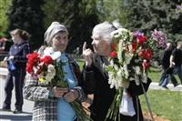 Празднование 69-й годовщины победы в Великой Отечественной войне на площади Победы. Тула, Фото: 13