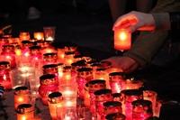 Свеча памяти, Фото: 10