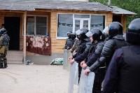 В Плеханово начали сносить дома в цыганском таборе, Фото: 32