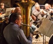 Губернаторский духовой оркестр, Фото: 7