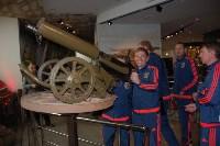 Команда «Арсенал» посетила Тульский музей оружия, Фото: 5