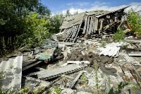 В Дедилово из-за старых шахт рушатся дома, Фото: 15