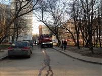 Пожар на ул. Революции. 19.04.2014, Фото: 5