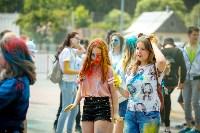 В Туле прошел фестиваль красок и летнего настроения, Фото: 41