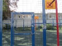 Закрыли спортплощадку, Фото: 7