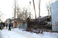Снос дома на пересечении ул. Гоголевской и Свободы. 5.02.2015, Фото: 24