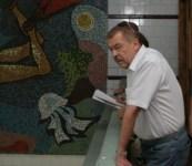 Юрий Андрианов проконтролировал ремонт Дома офицеров и филармонии, Фото: 2