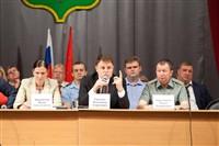 Ни одного человека мы не оставим без поддержки, - Владимир Груздев, Фото: 55