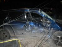 Авария в Пролетарском районе вечером 3 октября, Фото: 8