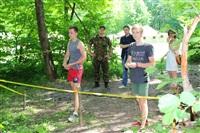 Тульский ОМОН провел боевую подготовку школьников, Фото: 19