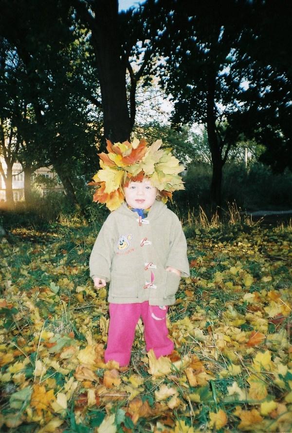 Сонечка.Фото 2002 года.