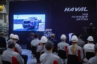 Старт строительства завода двигателей HAVAL, Фото: 4