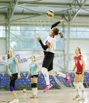 Тульские волейболистки готовятся к сезону., Фото: 33