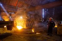 Доменный цех Тулачермета. Михаил Куприянов, Фото: 14