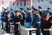 Присяга в Тульском суворовском училище: фоторепортаж, Фото: 19