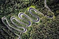 Второе место в категории «Природа»: «Бесконечная дорога в Трансильванию», Фото: 2