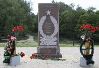 В «Партизанской деревне» высадили аллею плакучих ив, Фото: 10