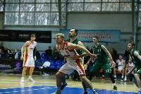 Тульские баскетболисты «Арсенала» обыграли черкесский «Эльбрус», Фото: 48