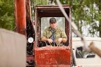Памятник воинам-автомобилистам. Возвращение. 18.08.2015, Фото: 7