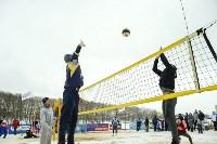 Турнир Tula Open по пляжному волейболу на снегу, Фото: 76