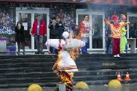 Широкая Масленица с Тульским цирком: проводы зимы прошли с аншлагом, Фото: 42