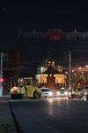 Укладка асфальта на проспекте Ленина. 6.06.2014, Фото: 12