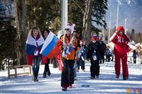 Состязания лыжников в Сочи., Фото: 34