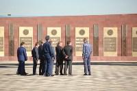 Полномочный представитель Президента России в ЦФО осмотрел мемориал «Защитникам неба Отечества», Фото: 8