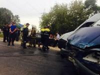 """Авария на трассе """"Тула-Новомосковск"""", Фото: 3"""