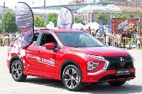 В День России тулякам показали мощь и красоту двух восхитительных новинок Mitsubishi, Фото: 2