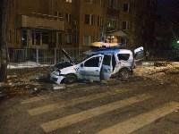 В Туле внедорожник протаранил такси: пассажир погиб, Фото: 3