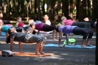 Йога в Центральном парке, Фото: 4