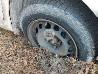 В Туле Mazda-3 сбила рябину и влетела в припаркованный Peugeot , Фото: 11