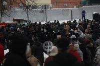 В Туле около 200 человек пришли на несанкционированный митинг, Фото: 14
