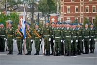 Вторая генеральная репетиция парада Победы. 7.05.2014, Фото: 32