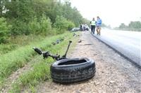ДТП на трассе «Крым», «десятка» и Mazda. 25 июля 2013, Фото: 13
