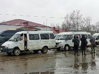 Проверка транспорта в Новомосковске, Фото: 2