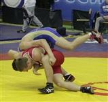В Туле Александр Карелин посетил открытие турнира по греко-римской борьбе, Фото: 2