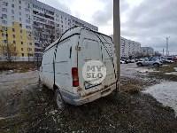 В Туле Mercedes повалил фонарный столб, Фото: 15