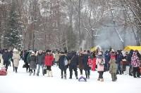 В Центральном парке Тулы прошли масленичные гуляния, Фото: 70
