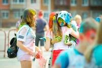 В Туле прошел фестиваль красок и летнего настроения, Фото: 56