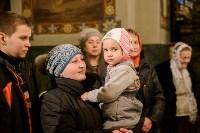 Рождественское богослужение в Успенском соборе Тулы, Фото: 79