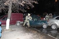 В Туле пьяный на Audi протаранил пять автомобилей, Фото: 6
