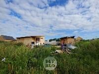 В Плеханово вновь сносят незаконные дома цыган, Фото: 2