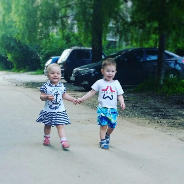 Варенька и Артем