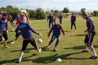 Тульский «Арсенал» на сборе на Кипре, Фото: 15
